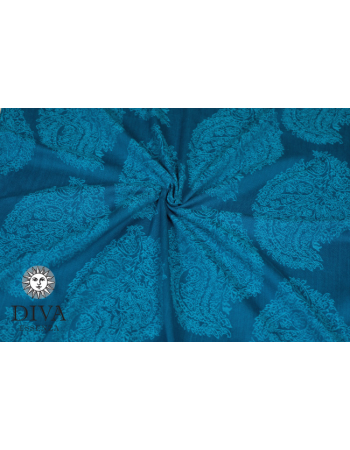 Diva Essenza 100% cotton: Ceruleo
