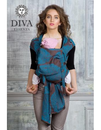 Diva Essenza Mei Tai 100% cotton: Libellula
