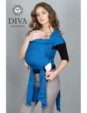 Diva Essenza Mei Tai 100% cotton: Oltremare