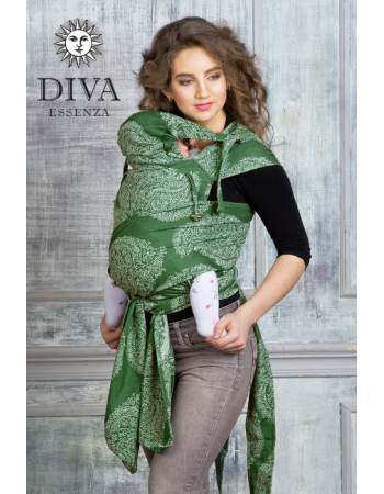 Diva Essenza Mei Tai 100% cotton: Pino