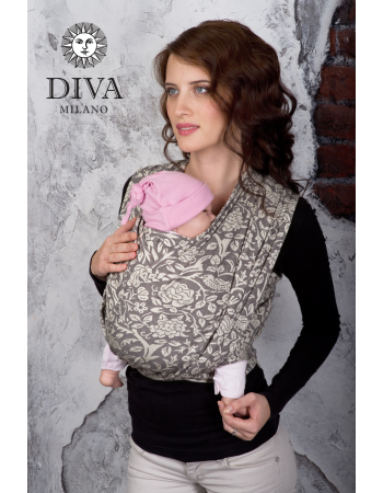 Rose 100% cotton: Diamante