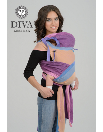 Diva Essenza Mei Tai 100% cotton twill weave: Costa