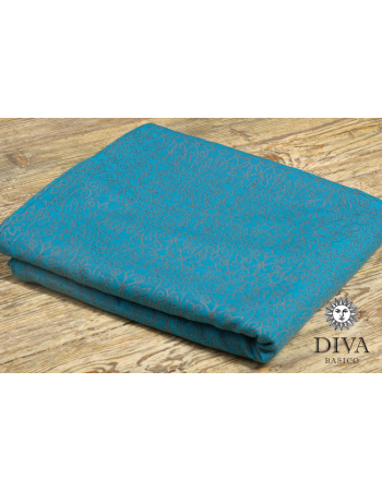 Diva Basico 100% cotton: Lago Ring Sling