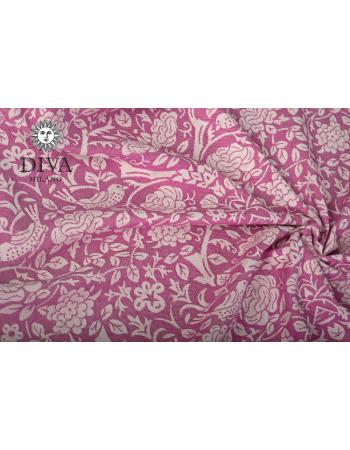 Rose 100% Cotton: Rosa