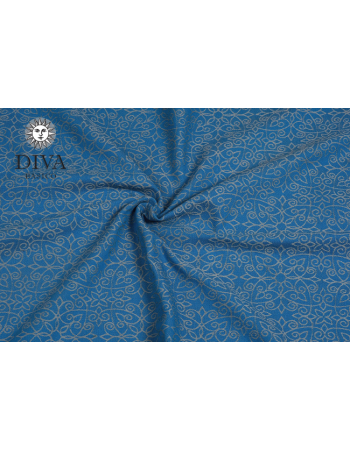 Diva Basico 100% cotton: Zaffiro Ring Sling