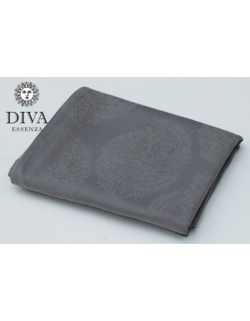 Diva Essenza Mei Tai 100% cotton: Argento