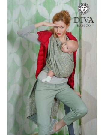 Diva Basico 100% cotton: Damasco