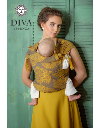 Diva Essenza Mei Tai 100% cotton: Savana