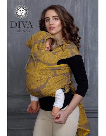 Diva Toddler Mei Tai 100% cotton: Savana