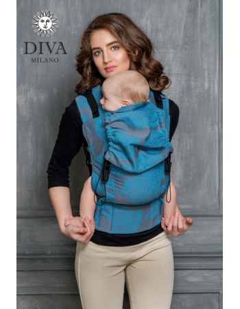 Diva Essenza Wrap Conversion Buckle Carrier: Castello