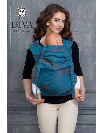 Diva Toddler Mei Tai 100% cotton: Castello