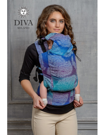 Diva Essenza Wrap Conversion Buckle Carrier: Fantasia