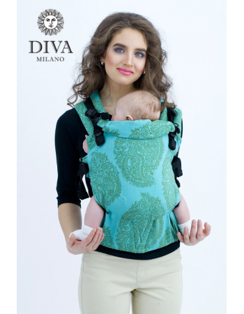Diva Essenza Wrap Conversion Buckle Carrier: Menta, The One!