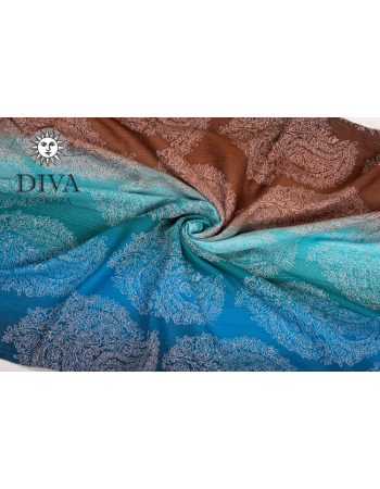 Diva Essenza Mei Tai 100% cotton: Oceano