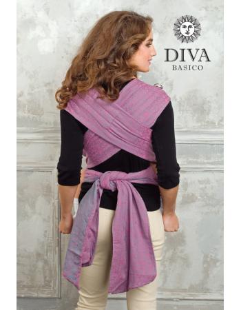 Diva Toddler Mei Tai 100% cotton: Perla