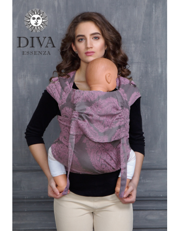 Diva Toddler Mei Tai 100% cotton: Perla