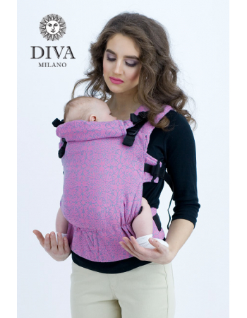 Diva Basico Wrap Conversion Buckle Carrier: Perla, The One!
