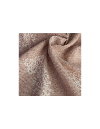 Reticella with Linen: Miele