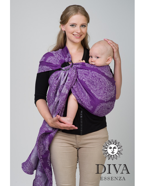 ring sling carrier instructions