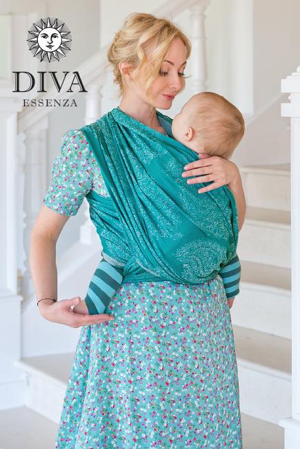 Diva Essenza with Linen: Smeraldo