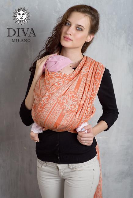 Flora with Linen: Arancio