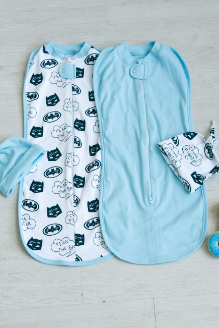 Swaddle Pods Set, Batman