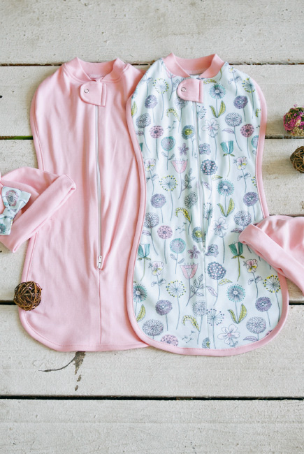 Swaddle Pods Set, Puffi