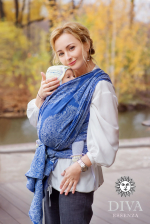 Diva Essenza 100% cotton: Azzurro