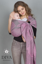 Diva Essenza 100% cotton: Perla Ring Sling