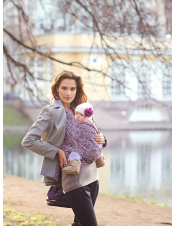 Diva Milano Veneziano with Wool: Viola