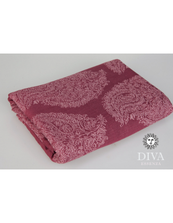 Diva Essenza 100% cotton: Berry