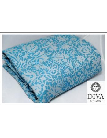 Diva Milano Veneziano 100% Cotton: Turchese