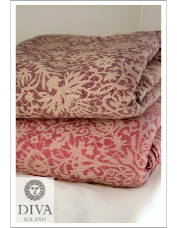 Veneziano with Wool: Diamante Rosa