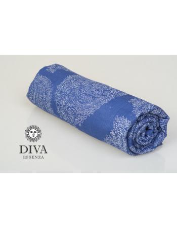 Diva Essenza Azzurro Linen Ring Sling