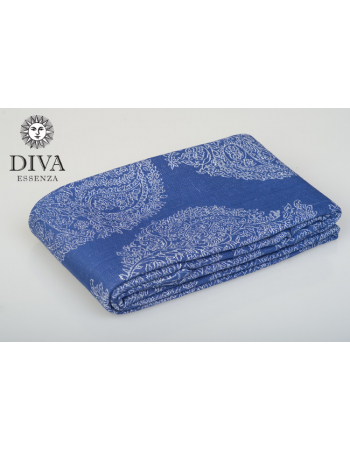 Diva Essenza with Linen: Azzurro