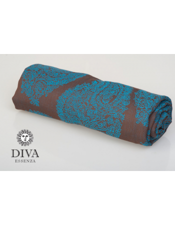 Diva Essenza 100% cotton: Libellula Ring Sling