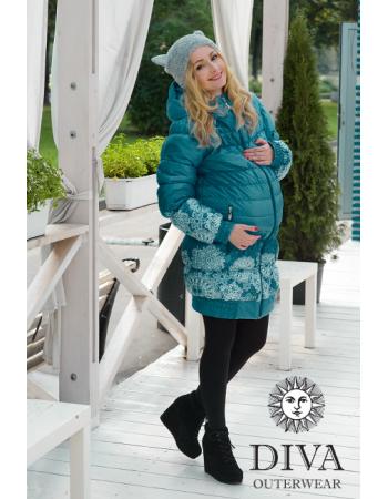 Babywearing Coat 3 in 1, Mare