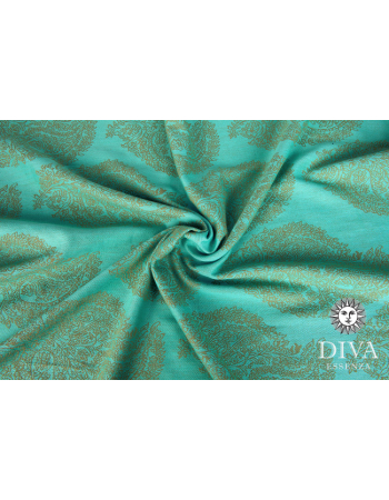 Diva Essenza Mei Tai 100% cotton: Menta