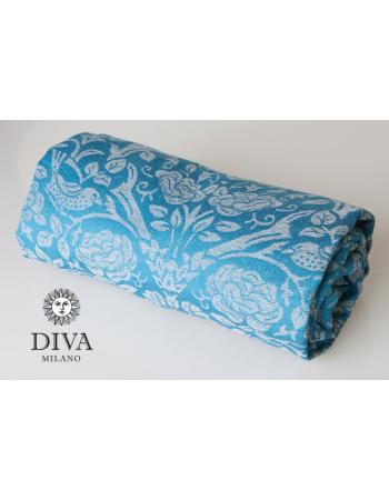 Rose 100% cotton: Diamante Petrel