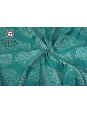 Diva Essenza Smeraldo Linen Ring Sling