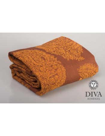 Diva Essenza 100% cotton: Terracotta Ring Sling