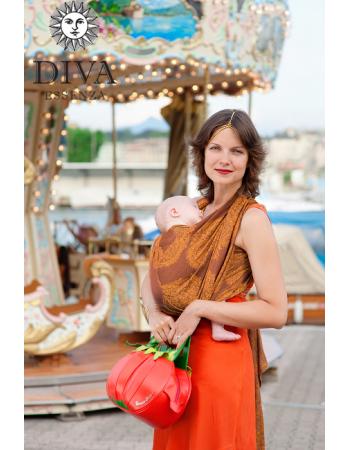Diva Essenza 100% cotton: Terracotta