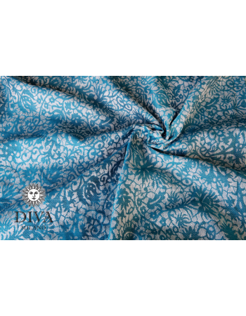 Veneziano 100% cotton: Petrel