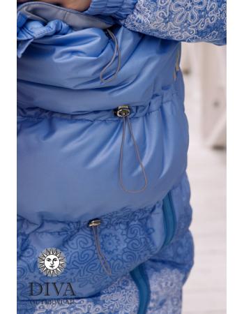 Babywearing Coat 3 in 1 (high-warm), CelesteBabywearing Coat 3 in 1, Moka