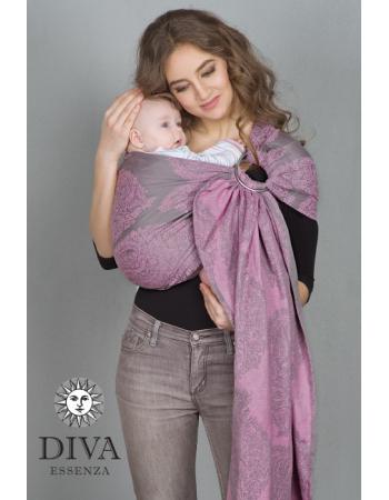Diva Essenza 100% cotton: Perla Ring Sling