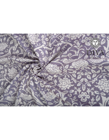 Rose with Silk and Hemp: Garda