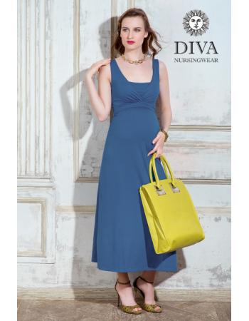 Nursing Dress Diva Nursingwear Alba, Notte