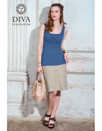 Nursing Top Diva Nursingwear Alba, Notte