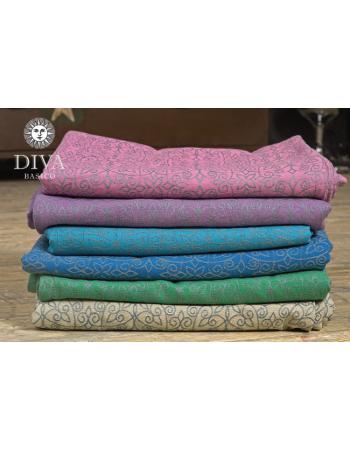 Diva Basico 100% cotton: Perla Ring Sling