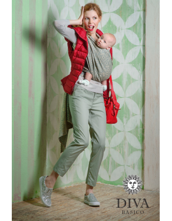 Diva Basico 100% cotton: Damasco